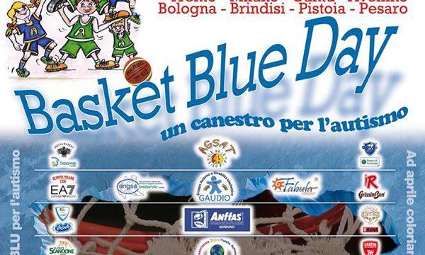 Basket Blue Day