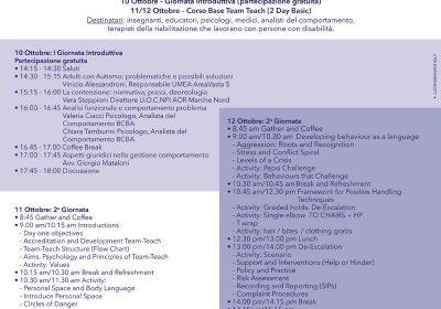 La gestione delle crisi comportamentali 2a edizione