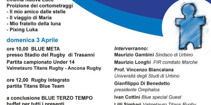 SFIDAUTISMO 2 – 3 Aprile 2016 Urbino