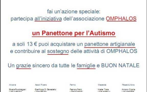 Un Panettone per l'Autismo