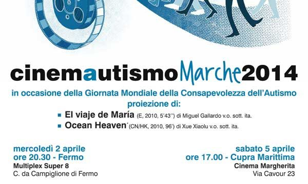 Cinemautismo Marche 2014