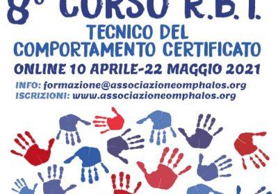 Iscrizione aperte per l'ottava edizione del Corso RBT