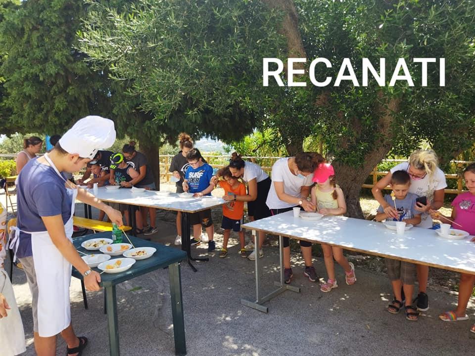 """""""L'estate Blu di Recanati"""" presso la chiesa di S.Pietro"""